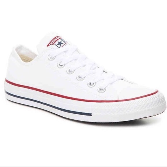 ffa23ab7302c Converse Shoes - Converse White Low Top Sneakers